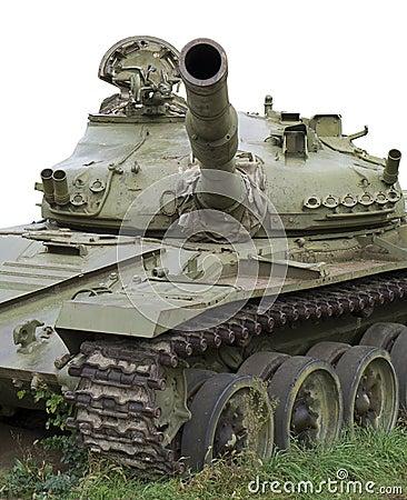 The dead tank