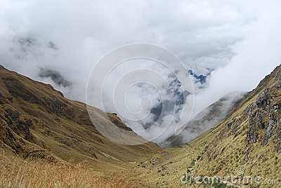 Dead Woman s Pass, Inca Trail