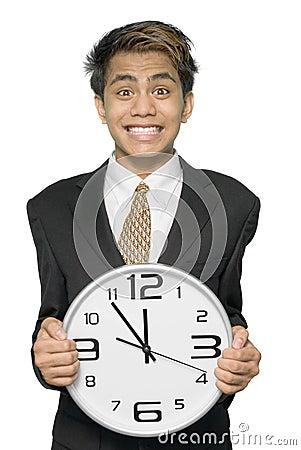 Deadline for a yuppie