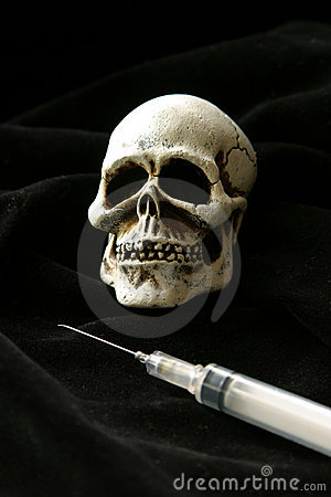 Free Deadly Dose Of Death Stock Images - 2722574