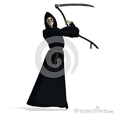 Deadly reaper