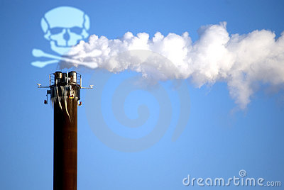 Deadly smoke