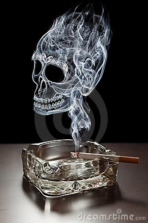 Free Deadly Smoking Stock Images - 20435484