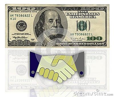 Deal against hundred dollars