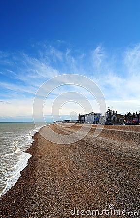 Deal beach Kent