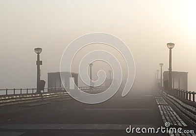 Deal Pier Mist