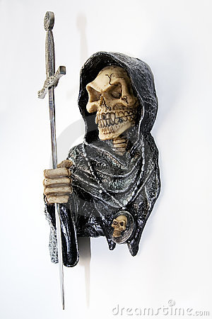 Death with a sword