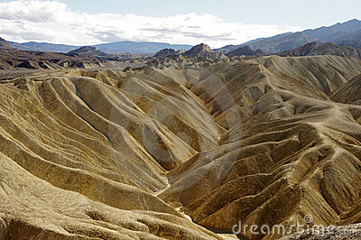 Death Valley Hills Royalty Free Stock Photo - Image: 17833515