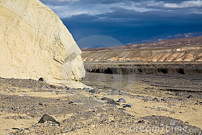 Death Valley landscape