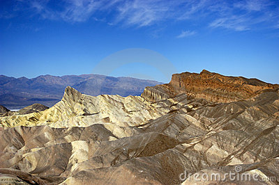 Death Valley National Park, Scenic Vista