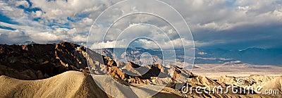 Death Valley Peaks