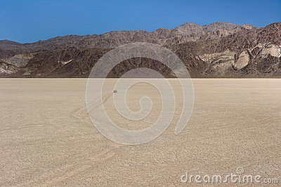 Death Valley Race Track
