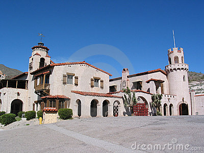 Death Valley Scotty s Castle