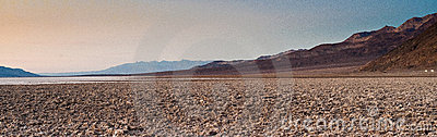 Death Valley view