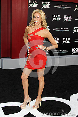 Debbie Gibson Editorial Stock Image