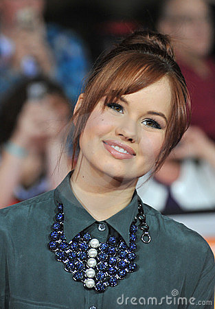 Debby Ryan Editorial Stock Photo
