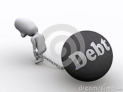 In Debt