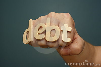 Debt Knockout Punch