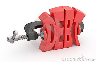 Debt reduction.