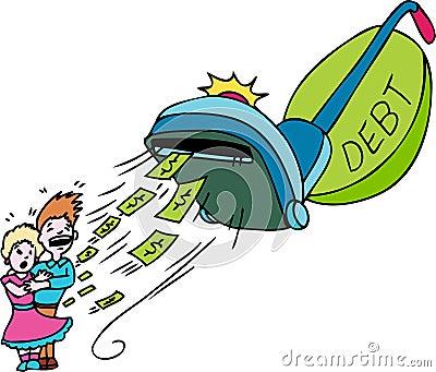 Debt Vacuum
