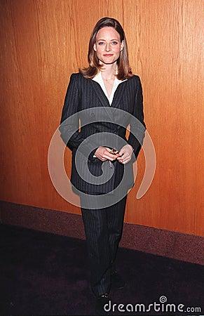 Ingrid Bergman,Jodie Foster,Jodi Foster,Jody Foster Editorial Image