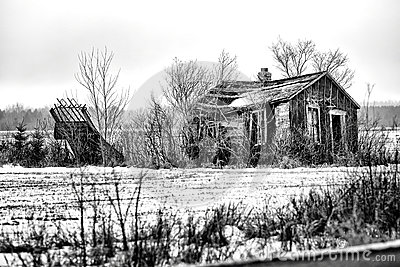 Decaying Shack