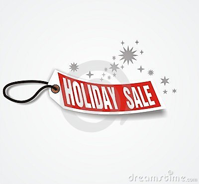December Holiday Sale