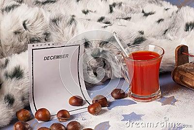 December still life