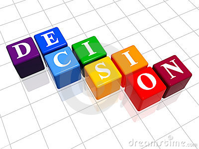 Decision in colour