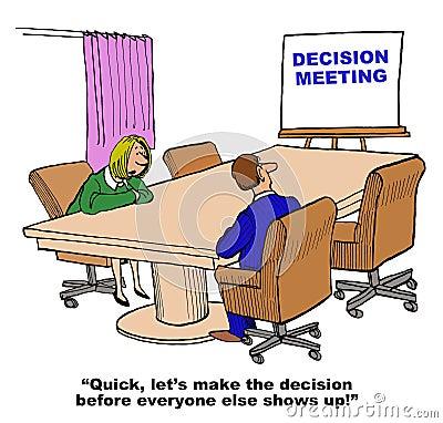Free Decision Meeting Stock Photos - 59717913