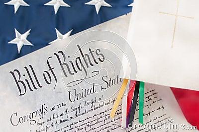 Declaración de Derechos por la biblia
