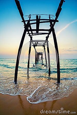 Free Decline On The Seashore Stock Photo - 50199100