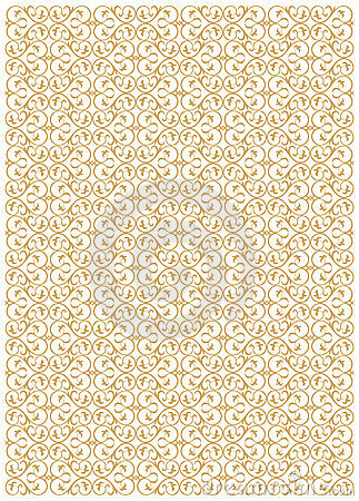 Decor background ornament