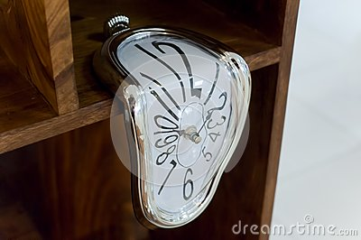 Decor - floating watch