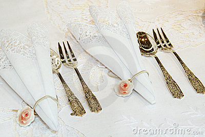 Decor table set