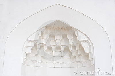Decorate in Mosque