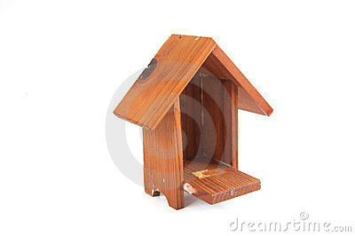 Decorate wooden house