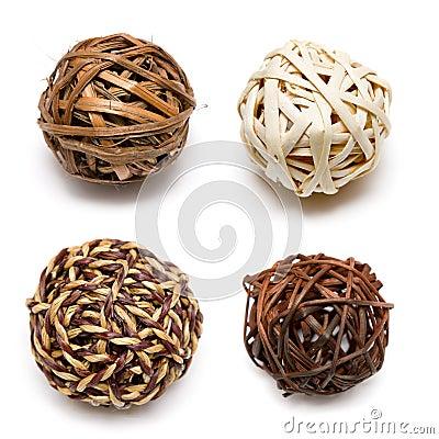 Decorating balls
