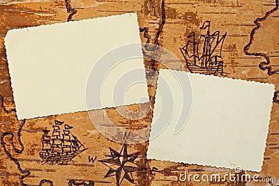 Decoration for album