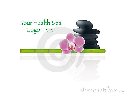 Decoration health spa