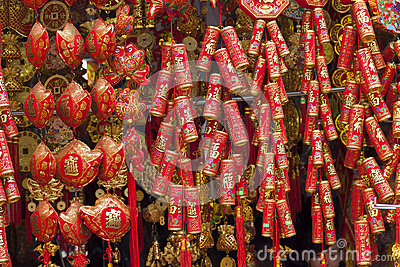 Decoration for lunar New Year