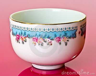 Decorative Asian bowl