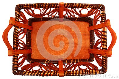 Decorative Basket Over View
