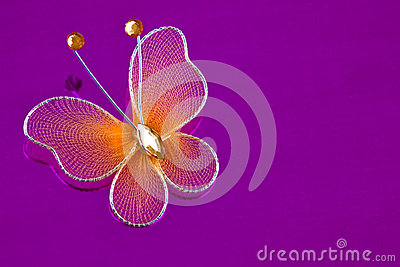 Decorative butterfly