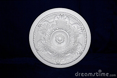 Decorative Ceiling Rose - 01