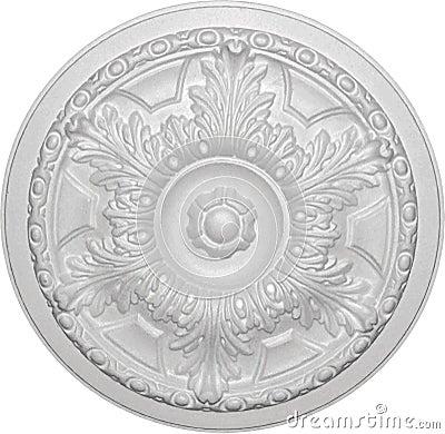 Decorative Ceiling Rose - 05