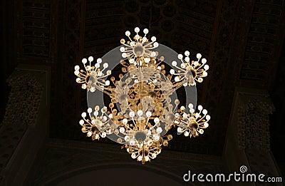 Decorative chandelier