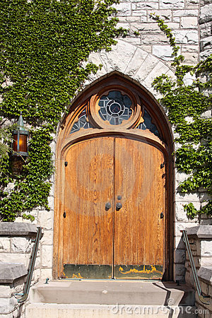Free Decorative Church Door Stock Images - 14390284