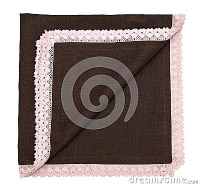 Decorative cotton tablecloth