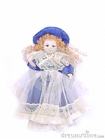 Free Decorative Doll Royalty Free Stock Photo - 15061915